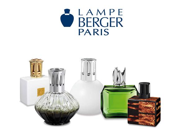 Vine el diumenge 2 de juny i recull el teu perfum Lampe Berger.
