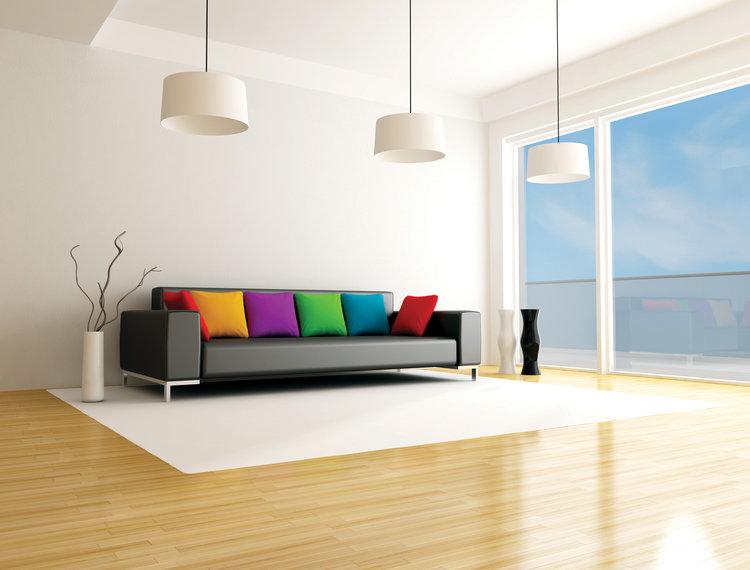 5 colors per utilitzar i combinar en la decoració de la teva llar.