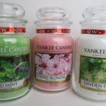 Novetats Yankee Candle Primavera 2017