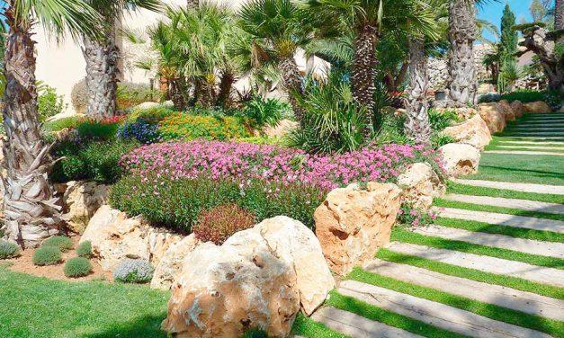 Claus per a la cura del jardí mediterrani