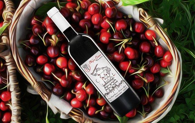 """Presentem """"Sirot"""": El primer vi de cirera del món"""