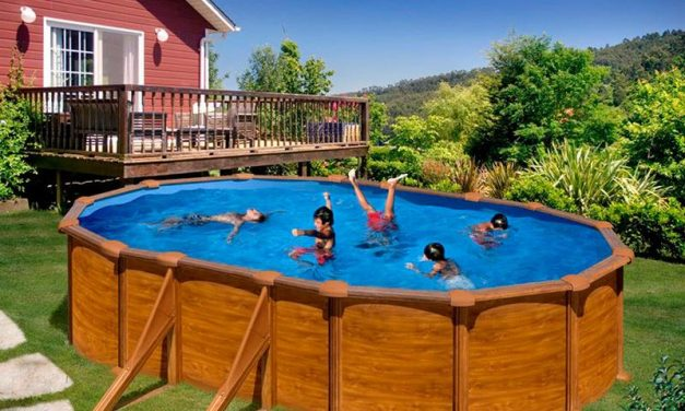 Avantatges de les piscines desmuntables de superfície