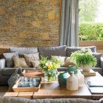 Consells per decorar amb flors la taula de la sala