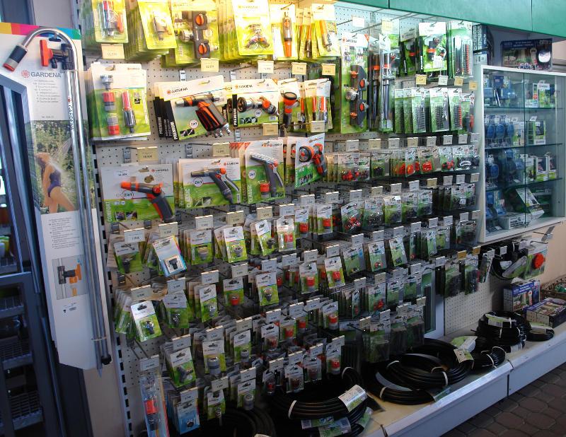 Venta de accesorios de riego en barcelona garden center - Accesorios de riego ...
