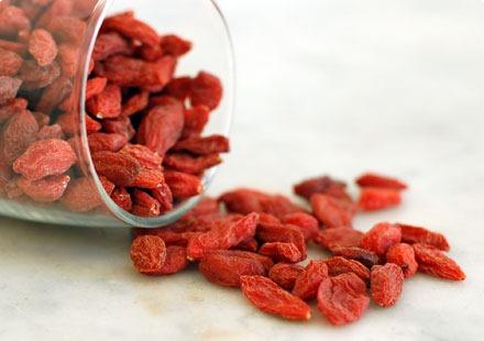 Bayas de Goji – Fruto antioxidante