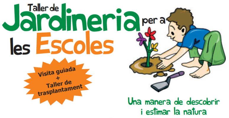 taller-jardineria-para-escuelas-garden-catalunya-plants