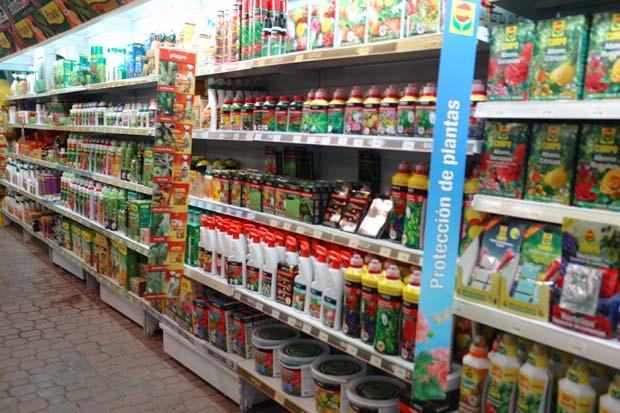 venta de productos fitosanitarios en barcelona garden