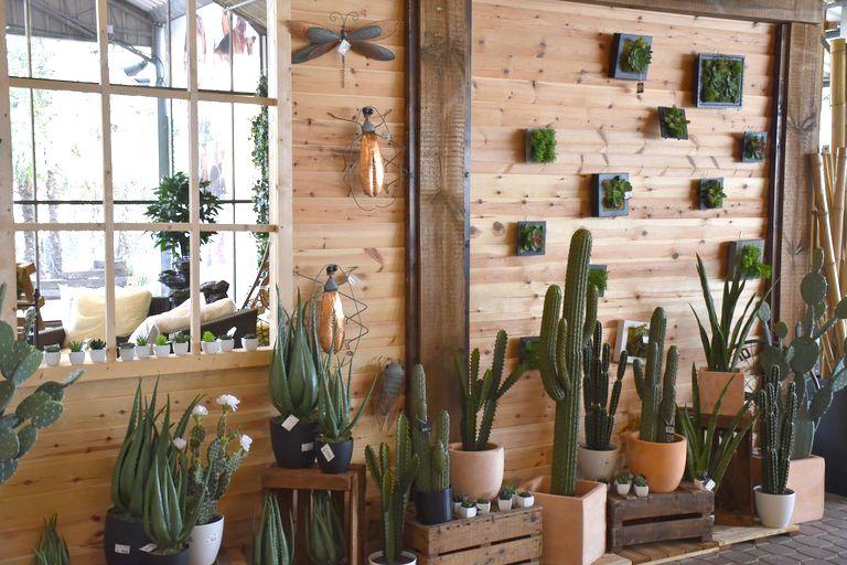 Venta De Planta Y Flor Artificial En Barcelona Garden