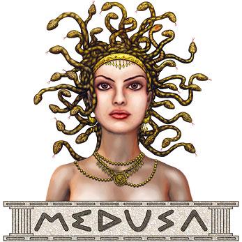 cabeza de medusa