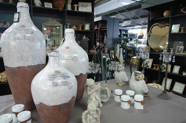 Venta de art culos de decoraci n para el hogar en barcelona garden center catalunya plants de - Articulos decoracion ...