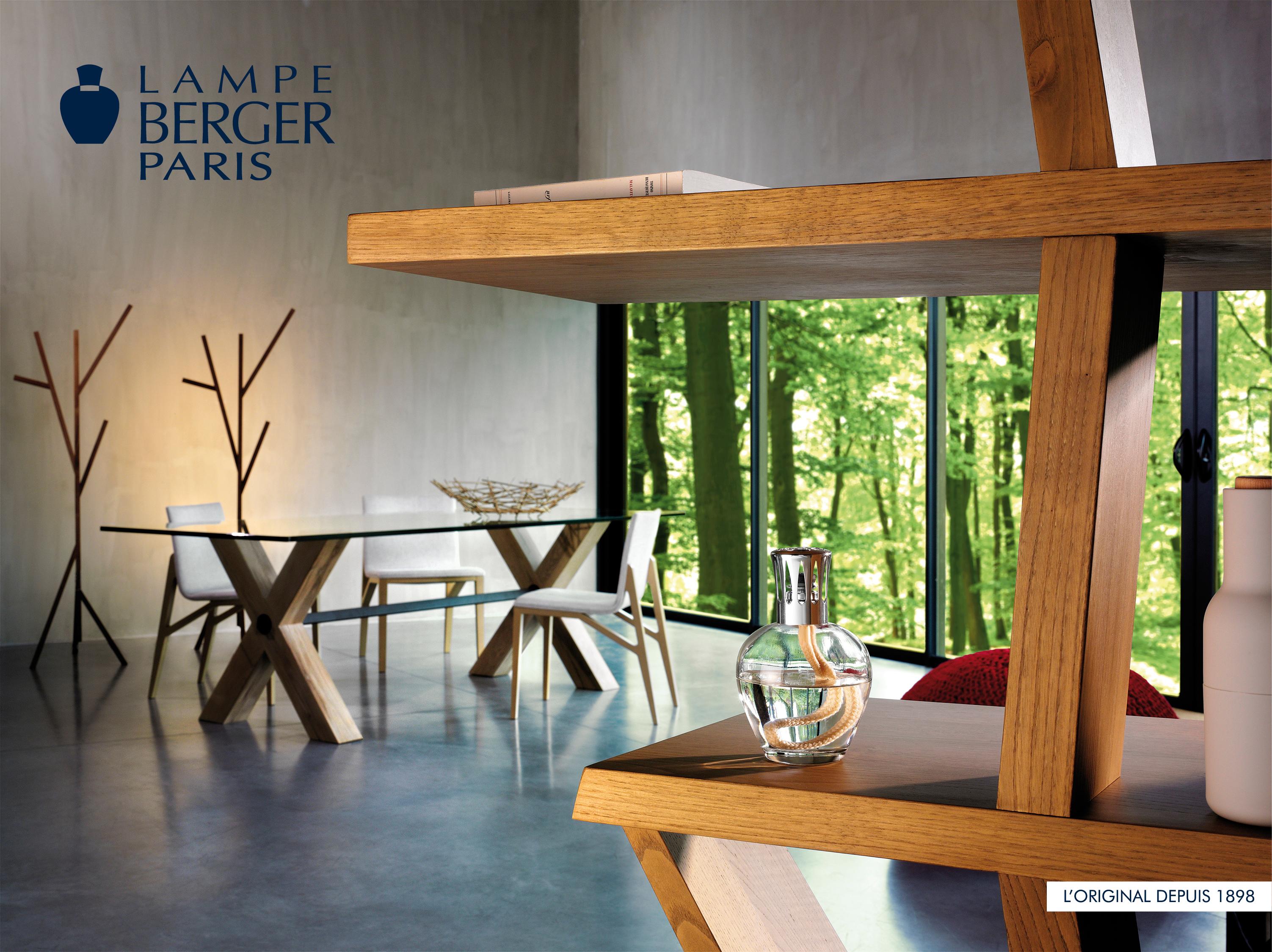 Lampe Berger: innovación, belleza y calidad en tu hogar.