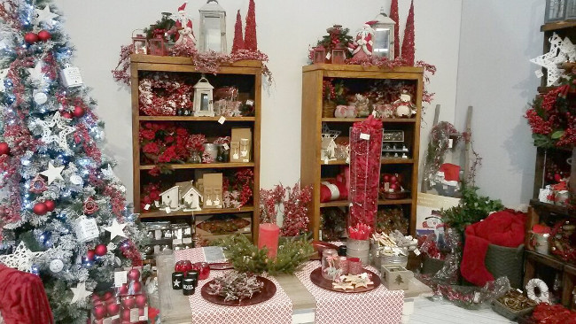 b8175e55b47 Todo preparado para celebrar la Navidad 2015.