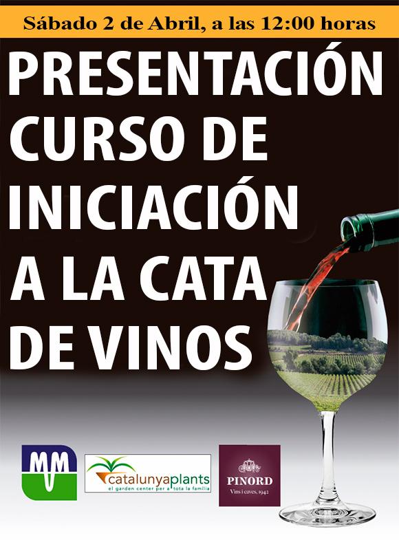 Curso gratuito de iniciación a la cata de vinos. Apúntate.