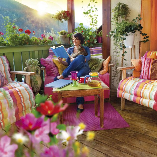 ¿Tienes una terraza o balcón? Tienes un tesoro y te ayudamos a disfrutarlo.