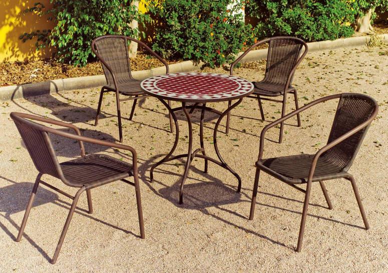 C mo mantener los muebles de jard n como el primer d a garden catalunya plants sant vicen - Muebles de jardin en barcelona ...