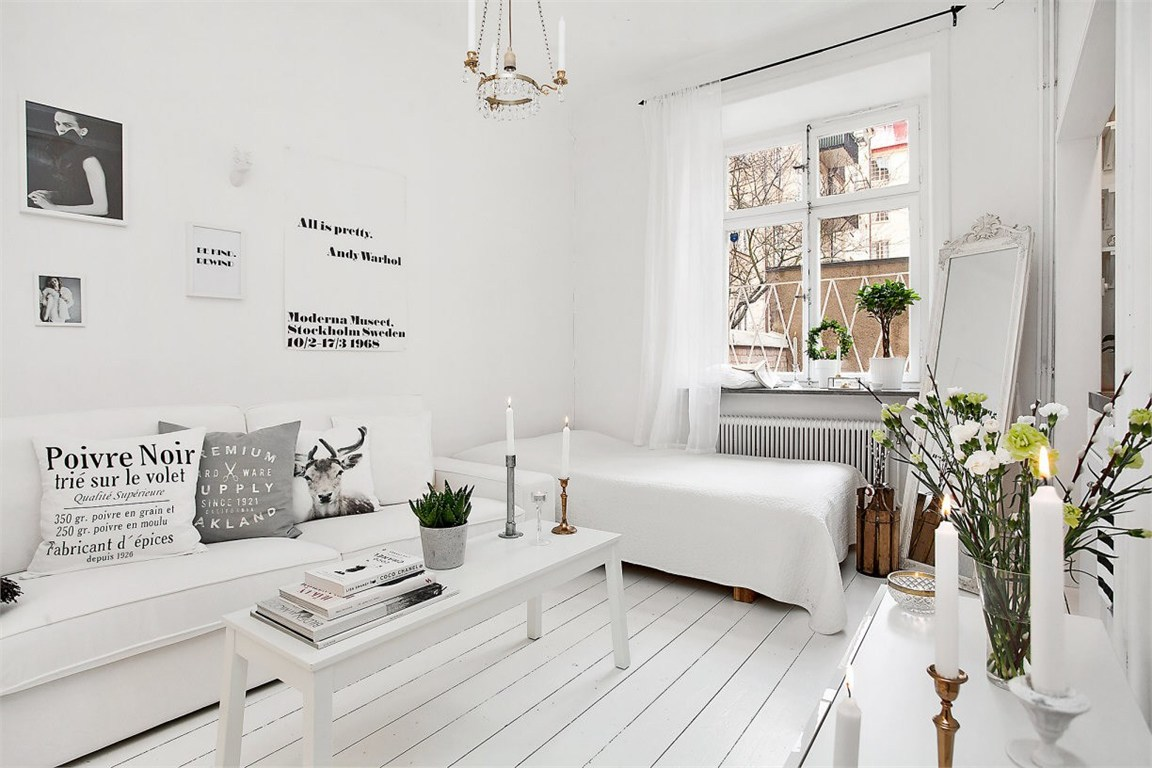 Ideas para decorar espacios pequeños.