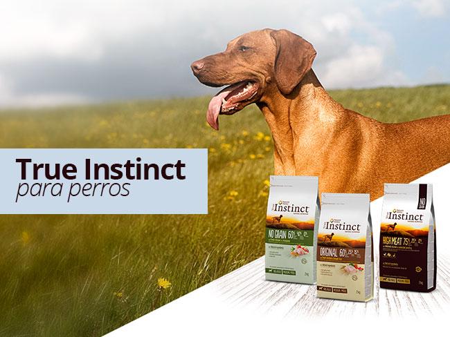 venta-comida-true-instinct-para-perros-barcelona