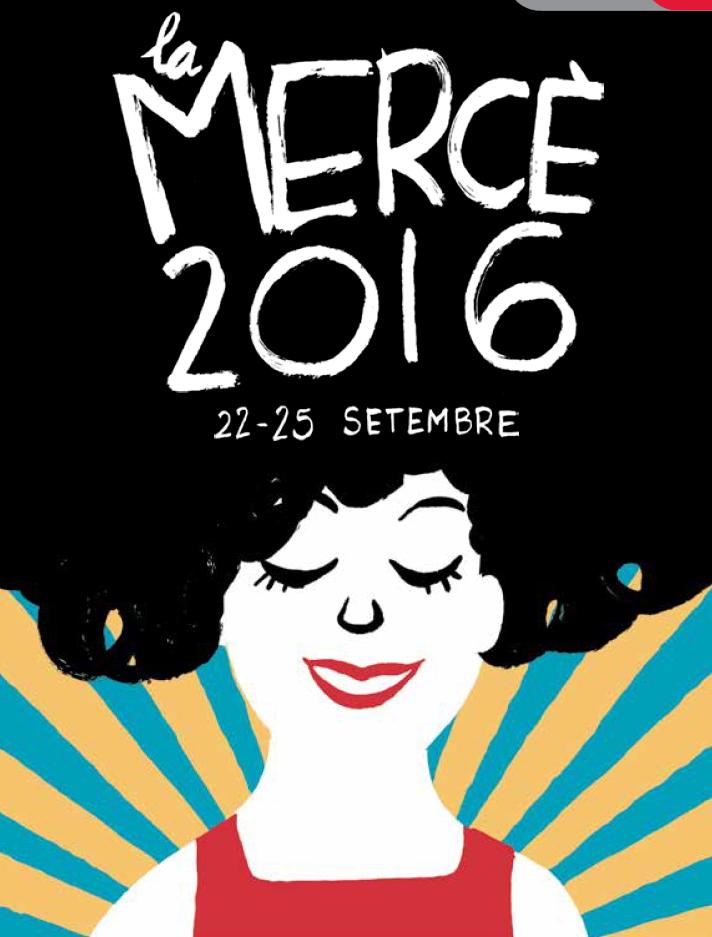 Catalunya Plants colabora en el concierto de la Mercè 2016.