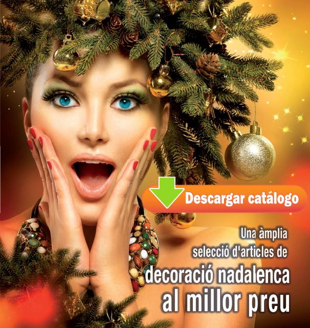 Descárgate tu catálogo de Navidad.
