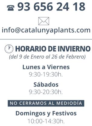 horario-invierno-garden-catalunya-plants
