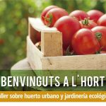Taller sobre huerto urbano y jardinería ecológica