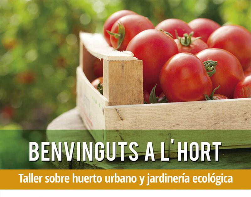 14 de abril taller sobre huerto urbano y jardiner a for Jardineria ecologica