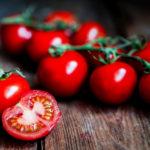 Una colección de tomates 'Cherry'