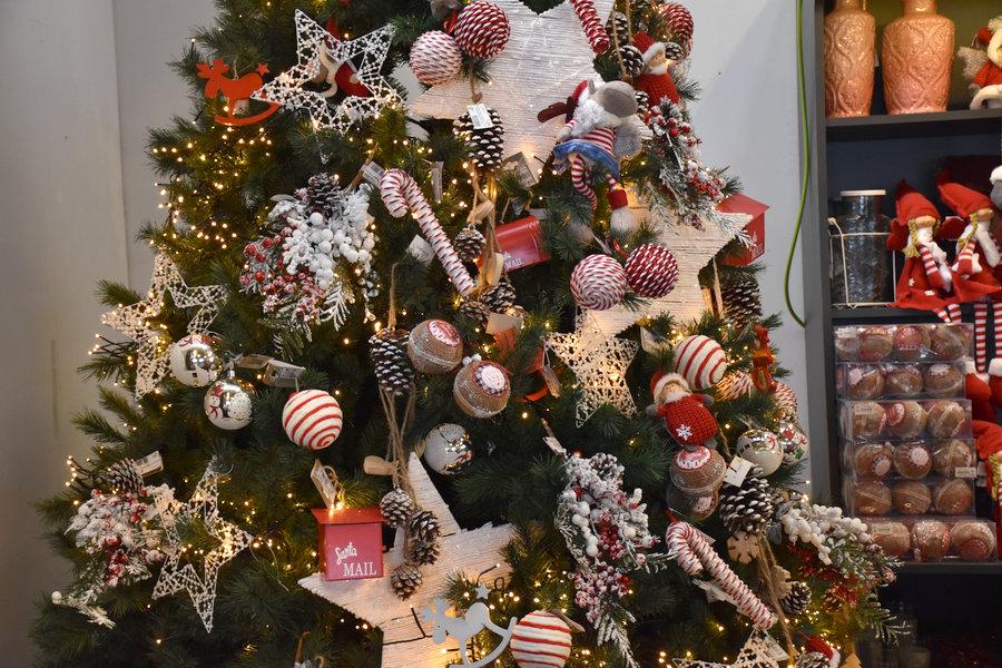decoracion de navidad garden catalunya plants