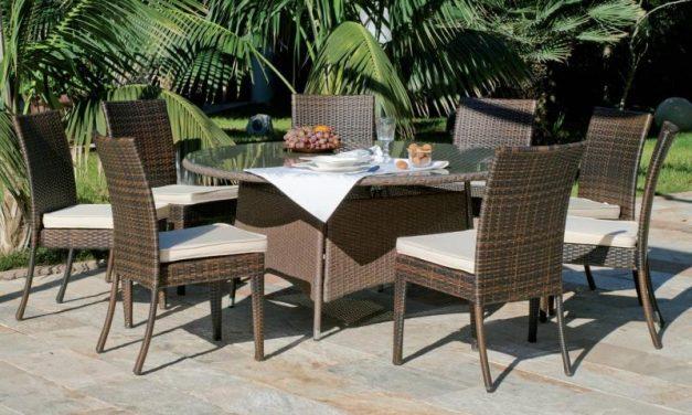 Cómo escoger el mueble de jardín adecuado