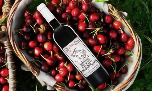 Presentamos «Sirot»: el primer vino de cereza del mundo