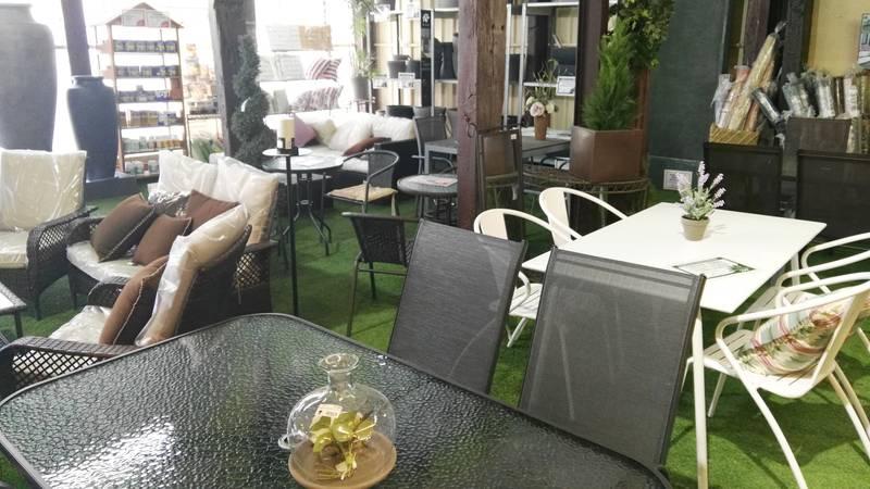 Venta De Mueble De Terraza Y Jardín En Barcelona Garden