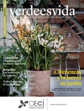 Revista Verde es Vida de jardinería