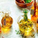 Prepara aceites aromáticos para condimentar tus platos