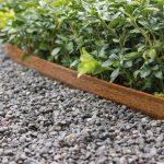 Cómo decorar el jardín con borduras